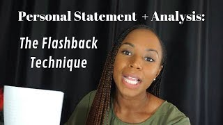 Succesful Law School Personal Statement   Ep. 2, read-throughs