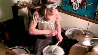 day in day out streetlight drum cover