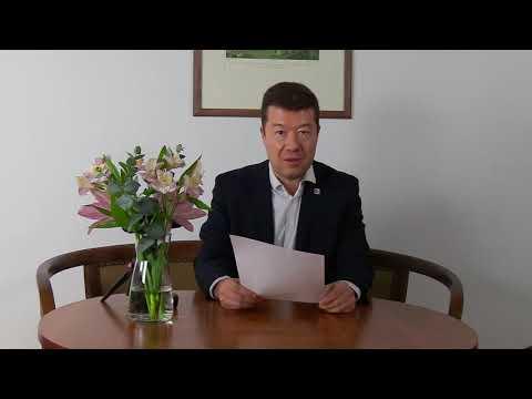 Tomio Okamura: Nesmyslná zpráva