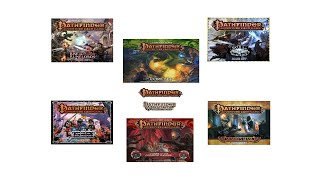 Pathfinder Adventure Card Game - - Overview & Differences Between Old & New Versions