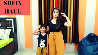 Shein Haul | Mom Son Matching Clothes | Mom Son Twinning | SWATI BHAMBRA