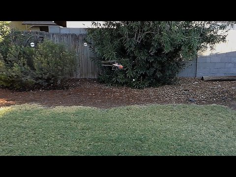Eachine E129 Height Hold Helo - Backyard Flight On Low Rates Speed