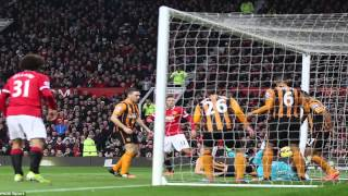 Manchester United Vs Hull City 30 All Goals & Highlights HD Premier League
