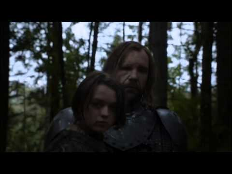 "Game of Thrones - Season 1,2,3 and 4 best scenes - music by Minerva ""Sighing"""
