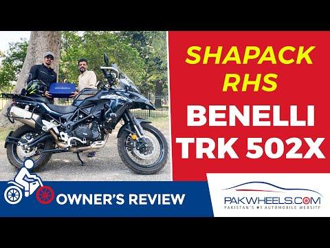 Benelli TRK 502X | Shapack RHS | Owner's Review | PakWheels