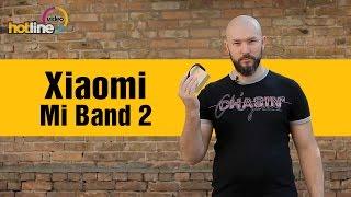 Фитнес-браслет Xiaomi Mi Band 2 (OLED) от компании F-Mart - видео