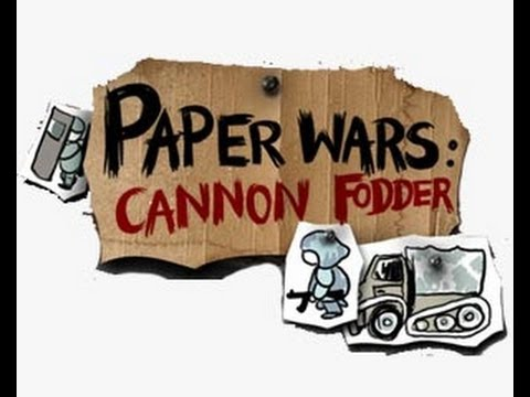 paper wars cannon fodder psp download