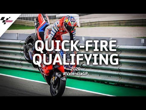 中上貴晶が3番手!MotoGP バレンシアGP 予選の様子をまとめたダイジェスト動画