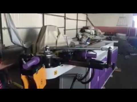 CNC Tube / Pipe Bending Machine