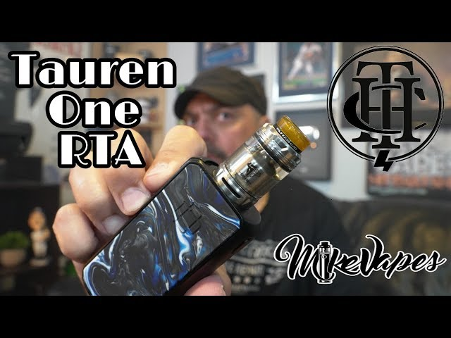 Tauren ONE RTA! ThunderHead Creations