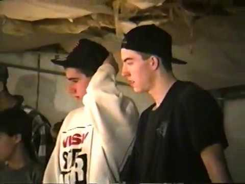Backstreet Boards Skateshop Indoor Skatepark Valparaiso Indiana 1989