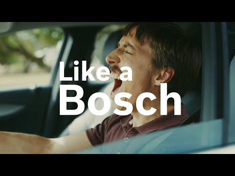 The Internet of Things presents – #LikeABosch