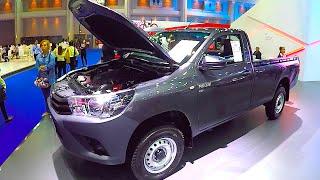 New 2016, 2017 Pickup Touot Hilux Revo Singl Cab