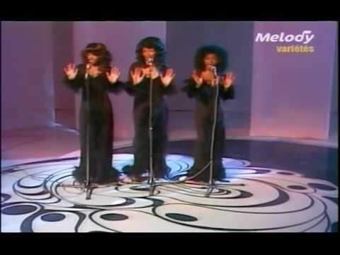 Three Degrees-Dirty Ol' Man (top à claude françois - france 1974, live)