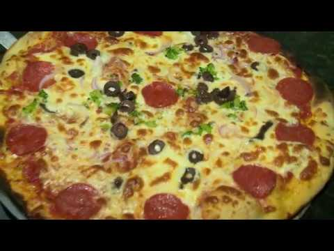 Dia da Pizza: Ciro Bezerra aprende a fazer um do pratos preferidos dos brasileiros