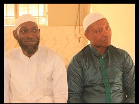 RECONCILIATION MEETING BETWEEN YUSUF ADEPOJU AND JAMIU ADEGUNWA
