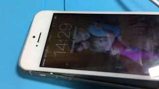 iPhone 5s нет прошивки, нет imei. Не стандартный ремонт... г. Кострома