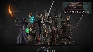 """""""WYRMSTOOTH""""  Skyrim - Legendary Edition #100/2"""