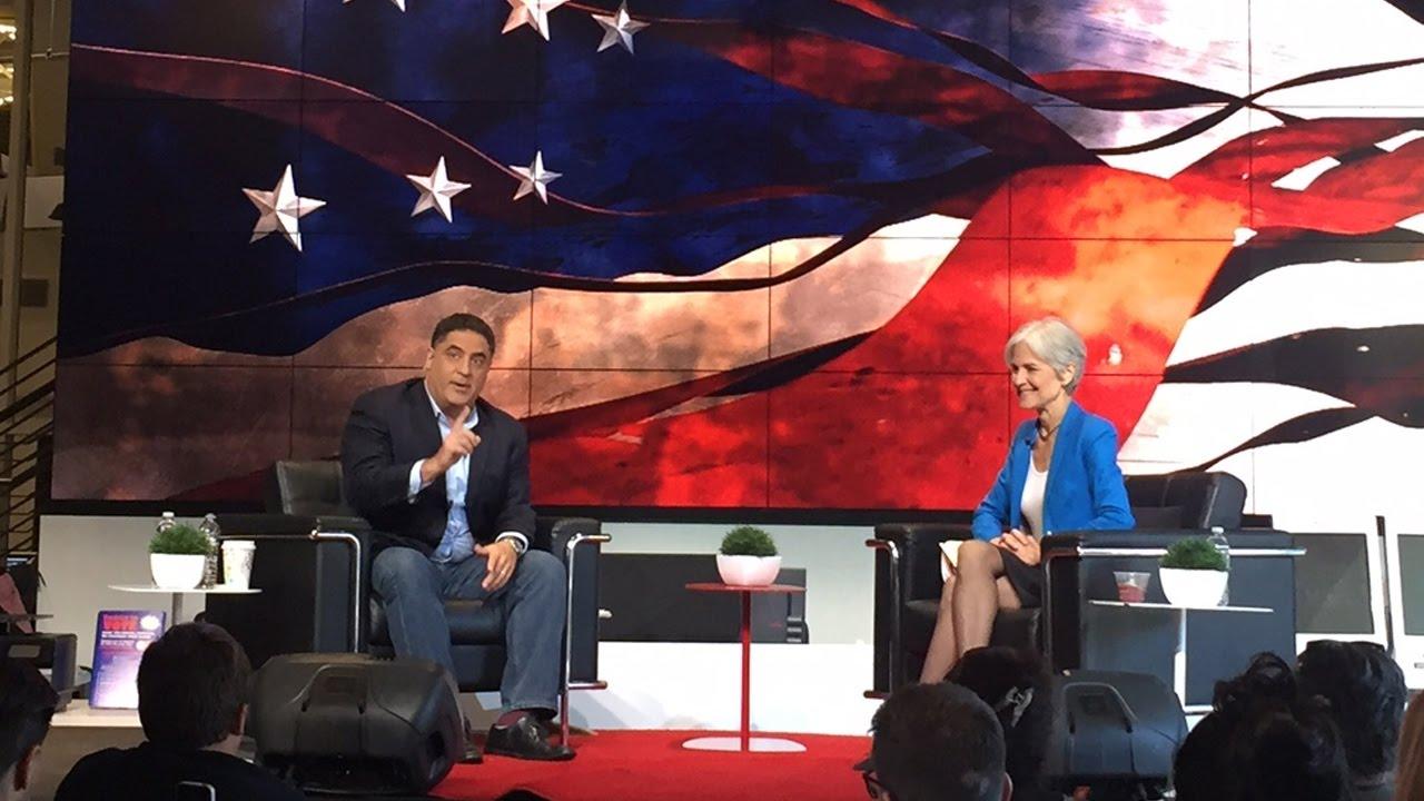 Jill Stein's Views On The Military thumbnail