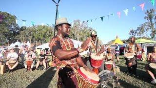 African Drumming Circle
