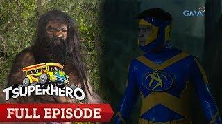 Gambar cover Tsuperhero: Tsuperhero's intense battle with the 'kapre'   Full Episode 20