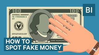How To Tell If Your Money Is Real Or Counterfeit