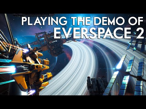 Everspace 2 - First Look Gameplay - New Open World Space Game
