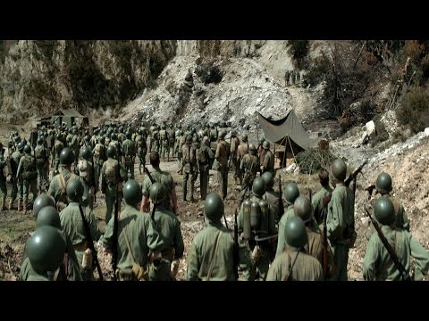 Hacksaw Ridge (2016) - The siege begins [1080p]
