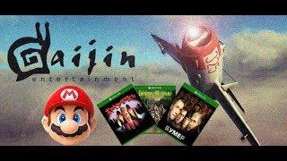 История компании Gaijin Entertainment часть1