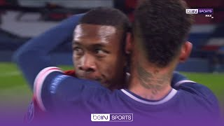 Roles Reversed: Jubilant Neymar consoles Alaba at the final whistle