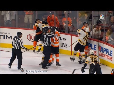 Nolan Patrick vs. David Krejci