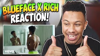 Blueface   Daddy Ft. Rich The Kid Reaction Video