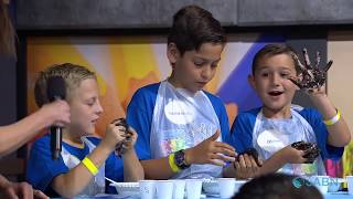 "12 - ""Magnetic Slime"" - 3ABN Kids Camp Creation Crafts"