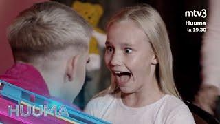 Tuijotuskilpailu - Tuure Boelius | HUUMA, lauantaina, klo 19.30 | MTV3