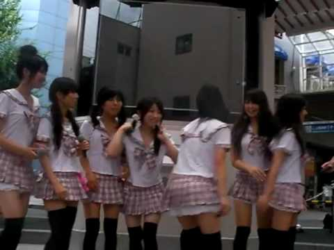 大須アイドル『OS☆U』 Osu Super Idol Unit ファースト路上ライブ F-PRO