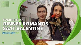 Anya Geraldine dan Verrell Bramasta Pamer Potret Dinner Romantis saat Hari Valentine