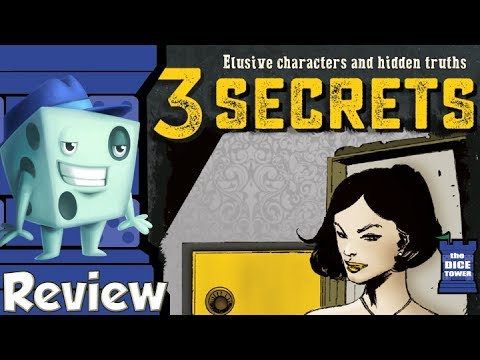 3 Secrets Review - with Tom Vasel