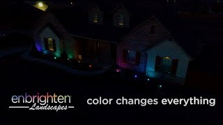 Introducing... Enbrighten Landscape Lights