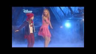 Anna a Elsa   Bruslení   Škola pro princezny   Disney Channel Česká Republika
