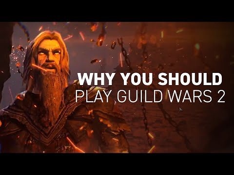 Why You Should Play Guild Wars 2 In 2017