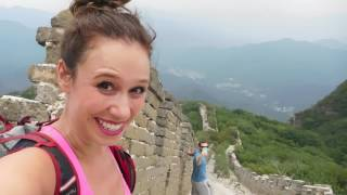 VIDEO: Hiking the Wild Great Wall