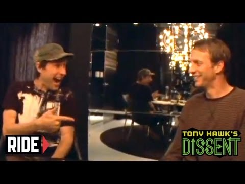 Rodney Mullen sits down with Tony Hawk - Dissent Part 1 of 2