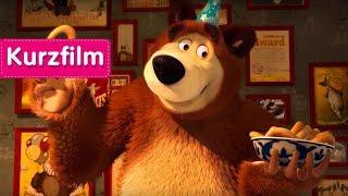Mascha und der Bär - 🐻 Geburtstagsvorfreude 🎂 (Bärengeburtstag)