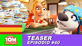 ESTE JUEVES en Talking Tom and Friends (Teaser del Episodio 40)