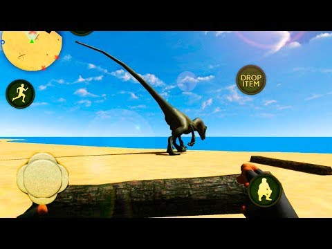 Dinosaur Park Hero Survival - Android GamePlay FullHD