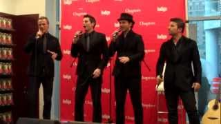 The Tenors - Lead With Your Heart (Live)