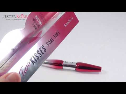[TESTERKOREA] BANILA CO Two kisses dual tint # 05 Marsala
