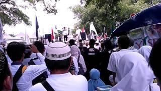 Maz Kembar AwanAdi  Aksi Bela Islam Di Yogyakarta 28 Okt 2016