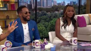 Sister Circle |  Life and Love with RB Crooner Raheem Devaughn | TV ONE