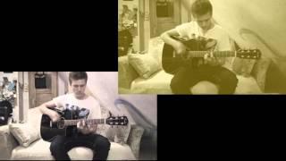 Alter Bridge - Wayward One(Acoustic Guitar Cover)